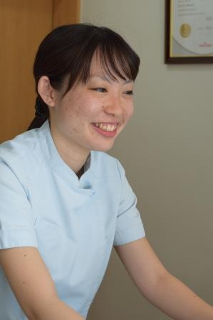 看護士 森田 有紀