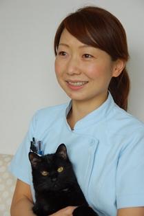 看護士・トリマー 姫野 弓子